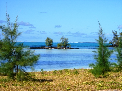 Ile aux cerfs © p40.it