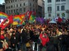 Bandiere in piazza Farnese © p40.it