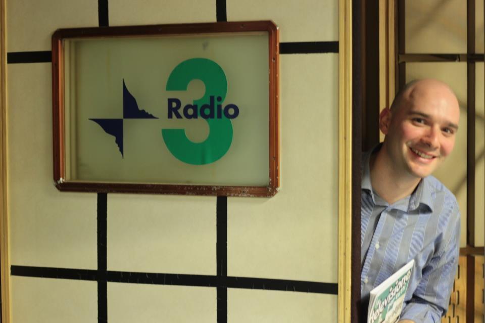 Pasquale Quaranta Radio 3